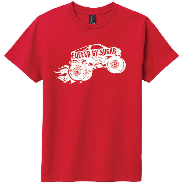 ACS417. Youth 'Monster Truck' Tee