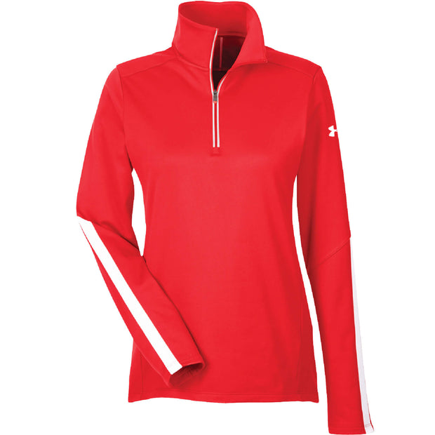 BYTE117. Women's Under Armour Qualifier 1/4-Zip