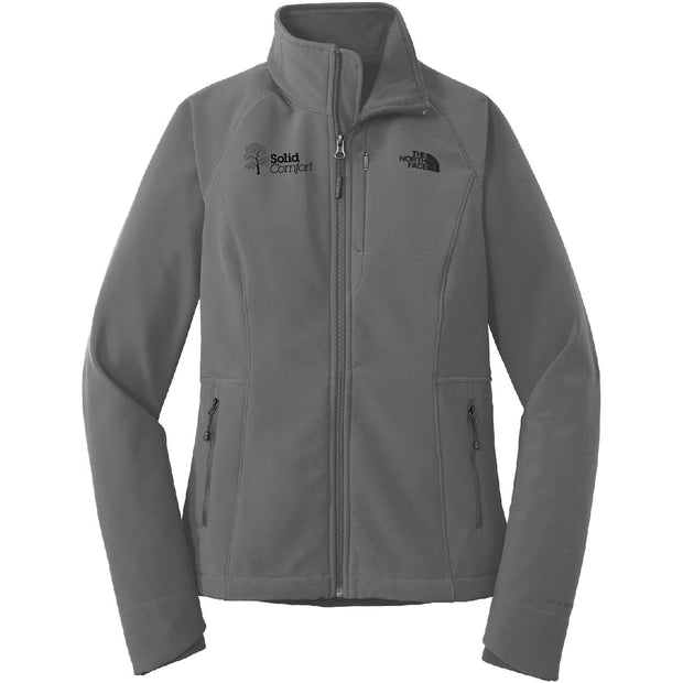SCA501. Women's The North Face® Apex Barrier Soft Shell Jacket