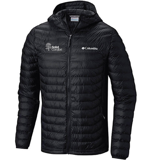SCA503. Men's Columbia Powder Lite Jacket
