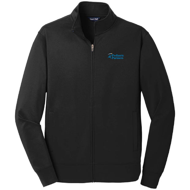 PP209. Men's Sport-Tek® Sport-Wick® Fleece Full-Zip Jacket