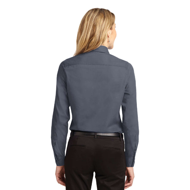 PP105. Ladies' Long Sleeve Easy Care Shirt