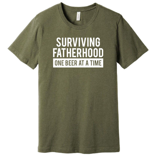 Surviving Fatherhood T-Shirt