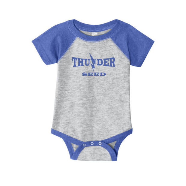 TSUS300. Infant Baseball Jersey Bodysuit