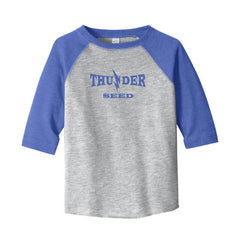TSUS301. Toddler Baseball Jersey Tee