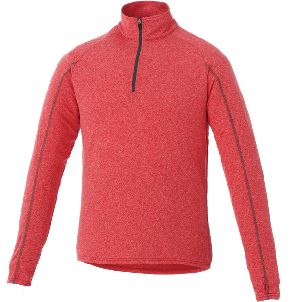 BYTE219. Men's Taza Knit 1/4-Zip Pullover
