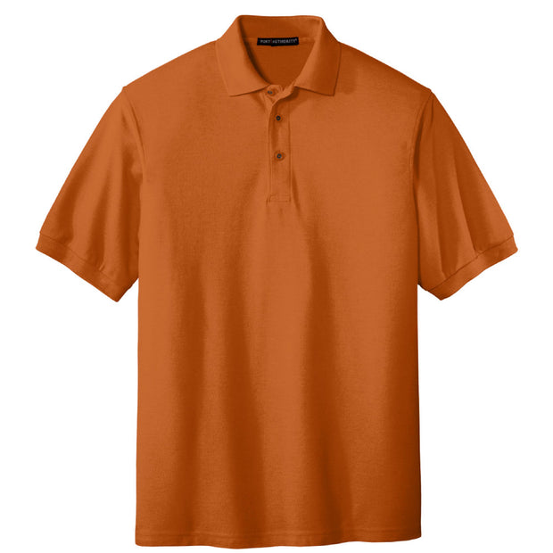 MPM100. Port Authority® Silk Touch™ Polo