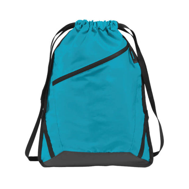 BB4028. Zip-It Cinch Bag
