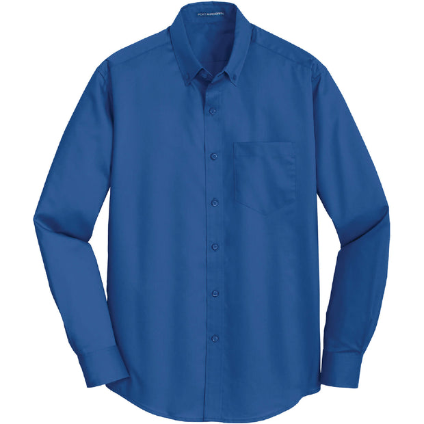 BYTE210. Men's Port Authority® SuperPro™ Twill Shirt