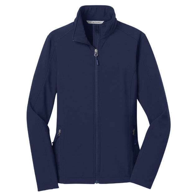 HH109. Men's Tall Core Soft Shell Jacket
