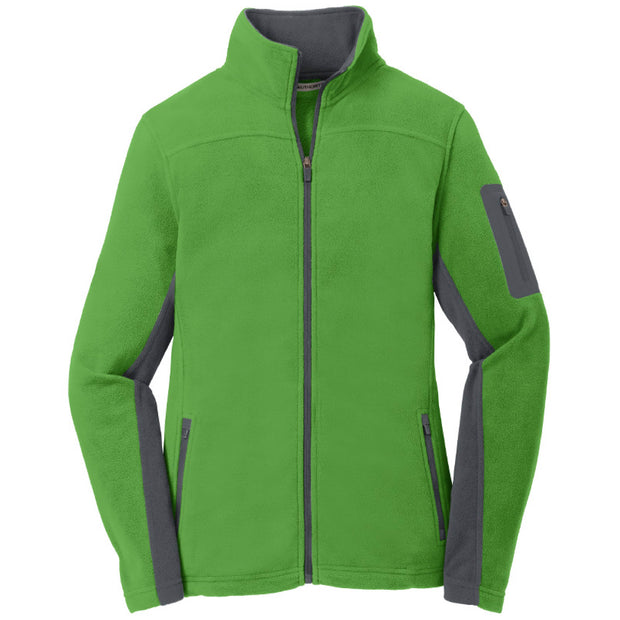 IBI209. Ladies' Port Authority Summit Fleece Full-Zip Jacket