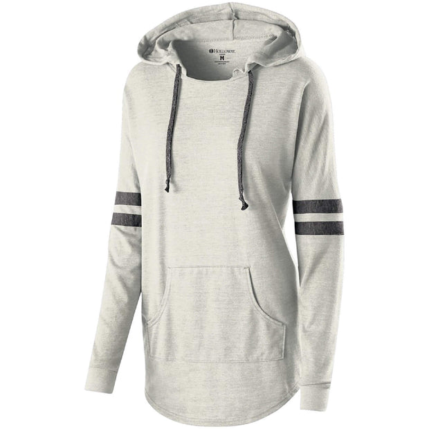 SC105. Women's Hooded Low Key Pullover