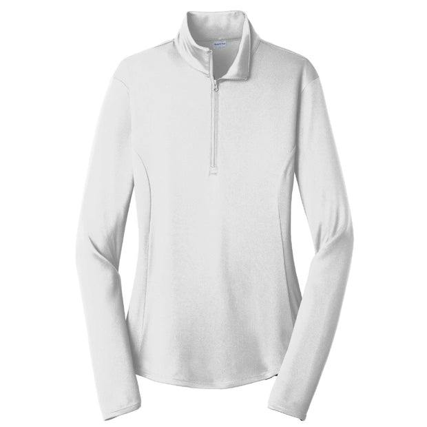 HH205. Ladies' PosiCharge Competitor 1/4-Zip Pullover