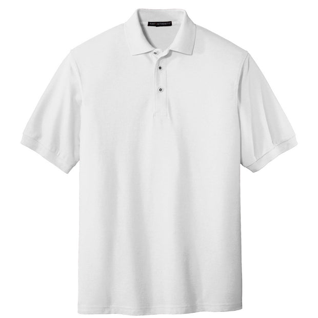 MAW201. Men's Silk Touch Polo