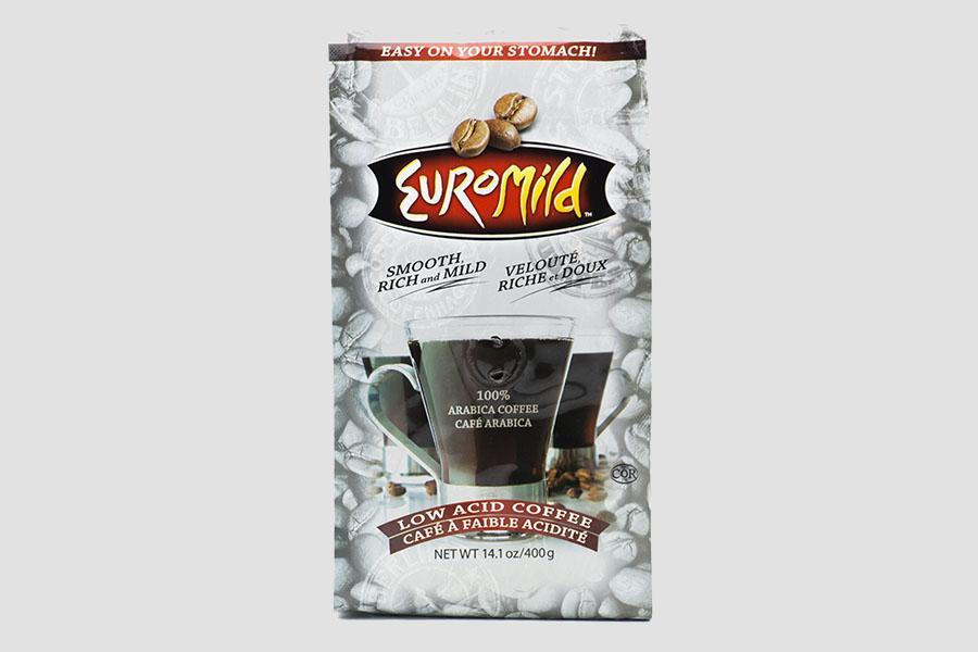 Euromild Regular Wholebean Coffee Bag