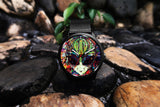 Colorful Alien // Unisex Watch