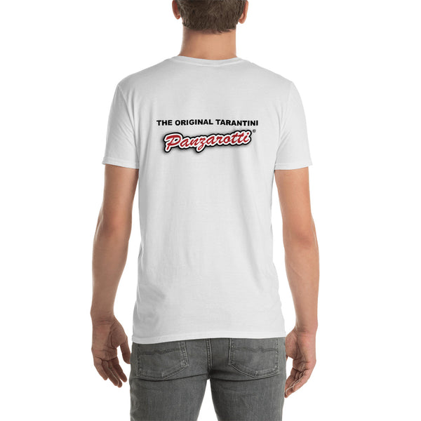 Original Tarantini Panzarotti™ Throwback Short-Sleeve Unisex T-Shirt