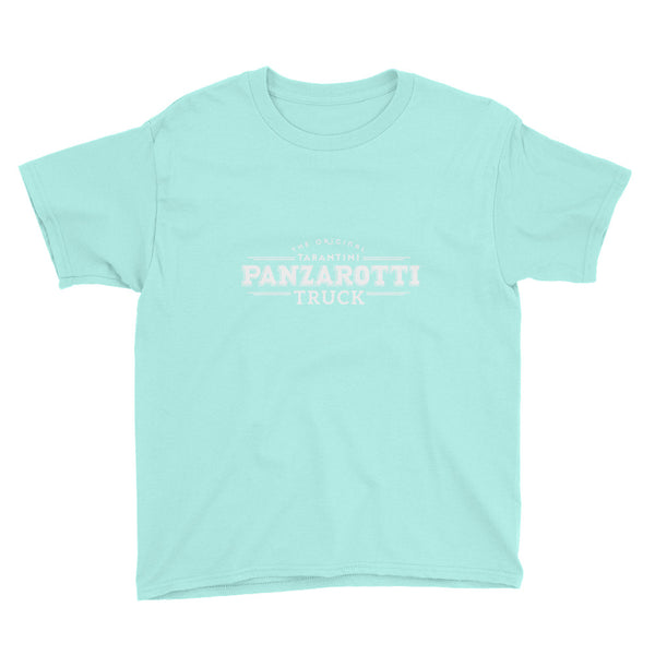 Original Tarantini Panzarotti™ Truck Youth Short Sleeve T-Shirt