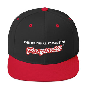 Original Tarantini Panzarotti™ Throwback Snapback Hat
