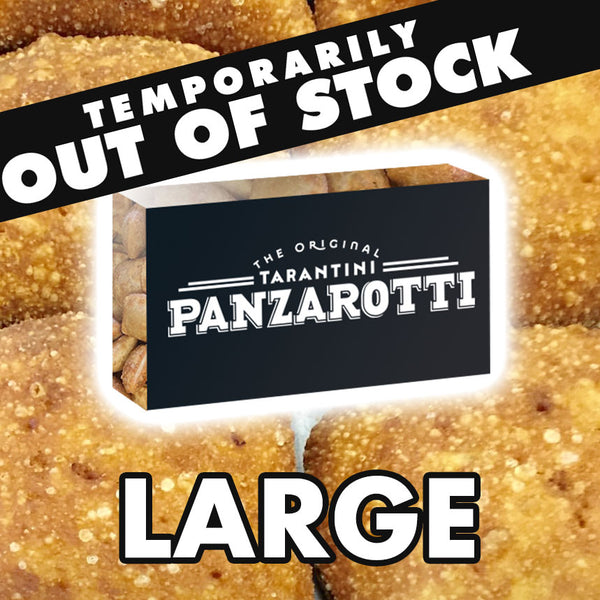 Panzarotti™ SHIP-TO-HOME: 8-Pack of Large