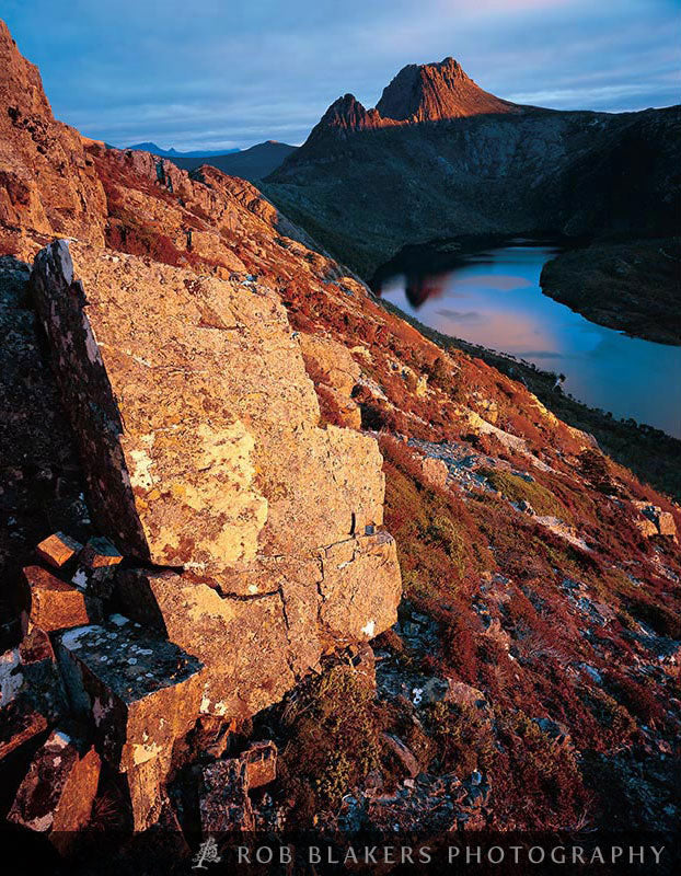 TM49 :: Cradle Mountain, evening 2