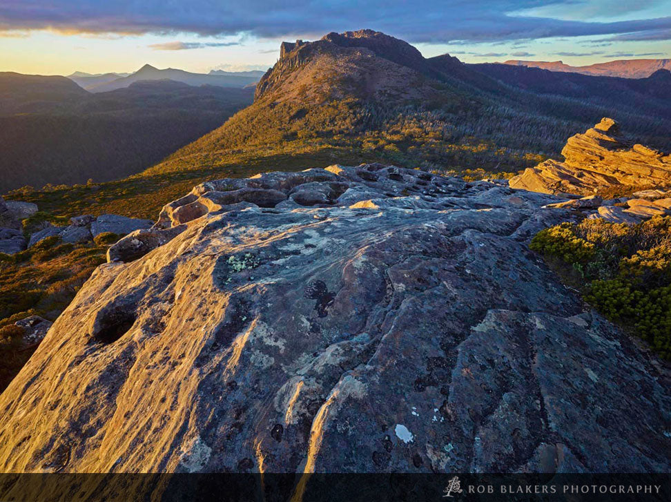 TM96 :: Cradle Mountain - Lake St Clair NP