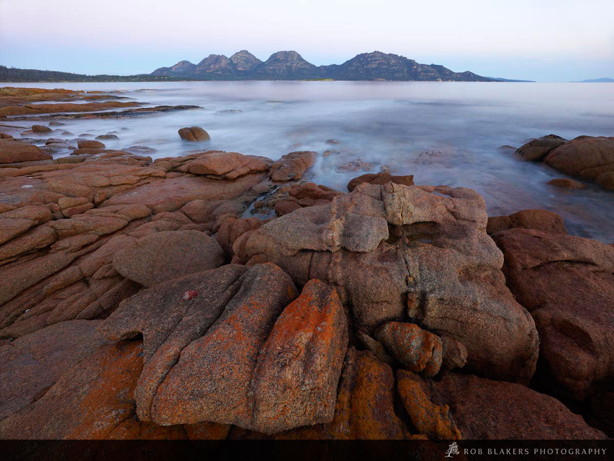 TO106 :: Freycinet evening 2