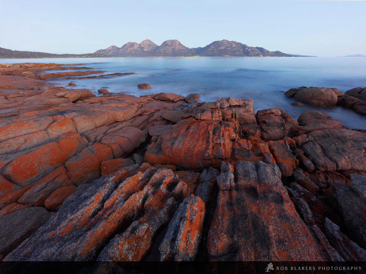 TO107 :: Freycinet evening