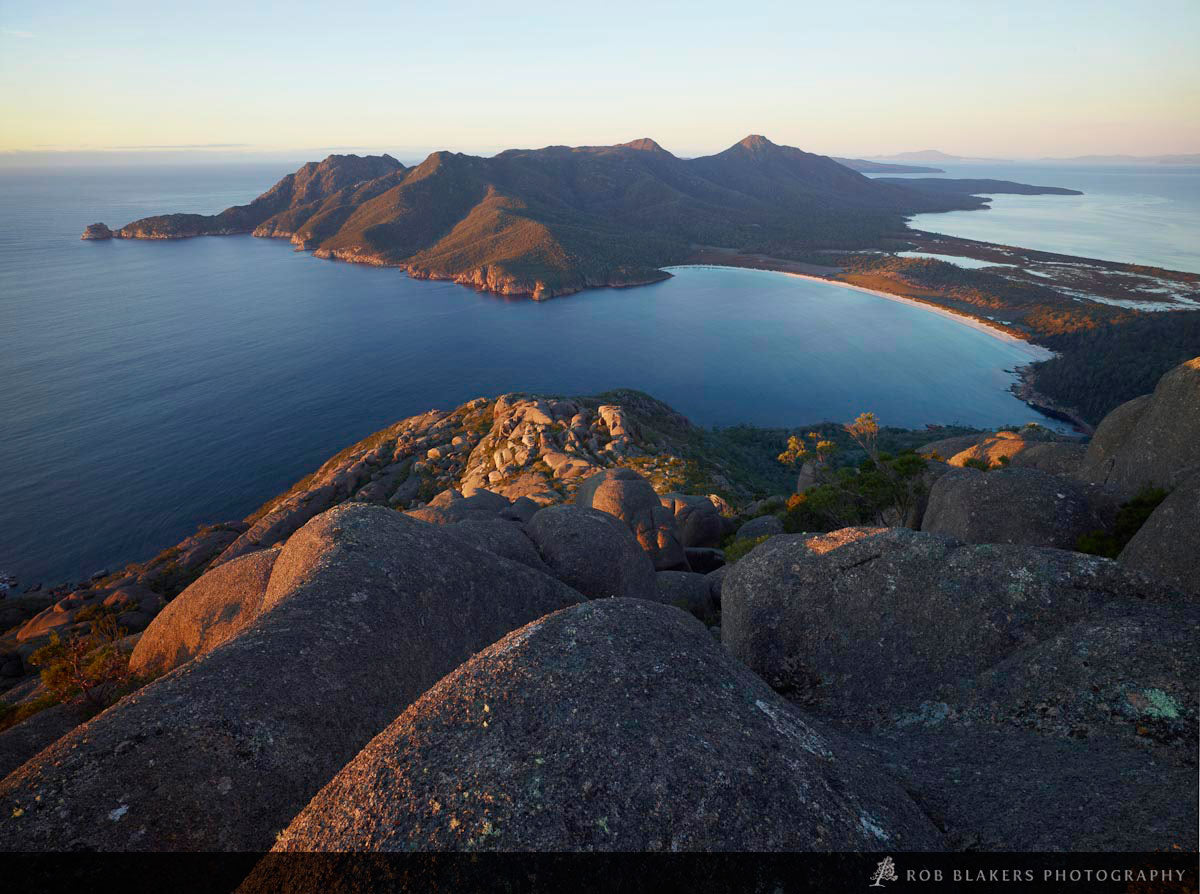 TO110 :: Wineglass Bay