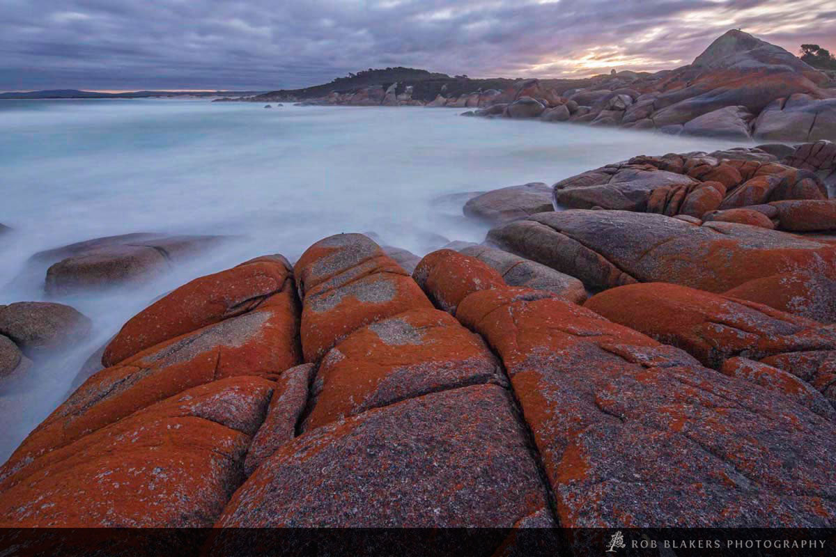 TO123 :: Bay of Fires granite