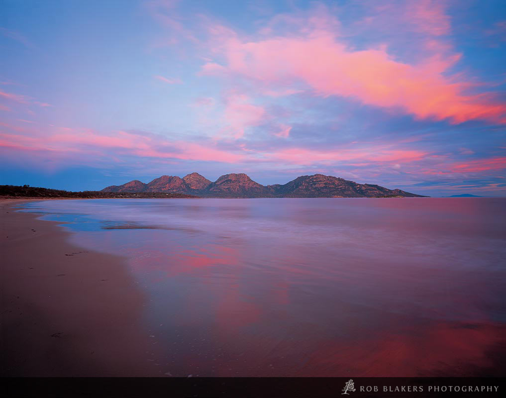 TO12 :: Wineglass Bay, Freycinet NP