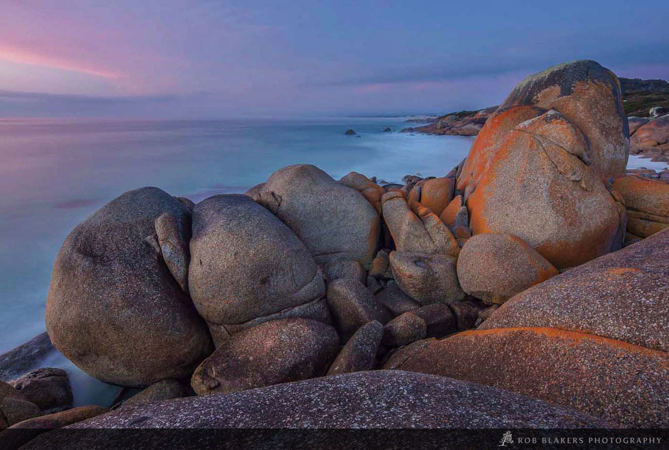 TO130 :: Bay of Fires