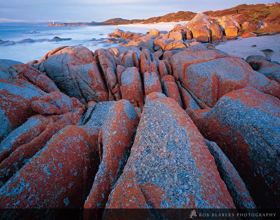TO18 :: Bay of Fires, NE Tasmania