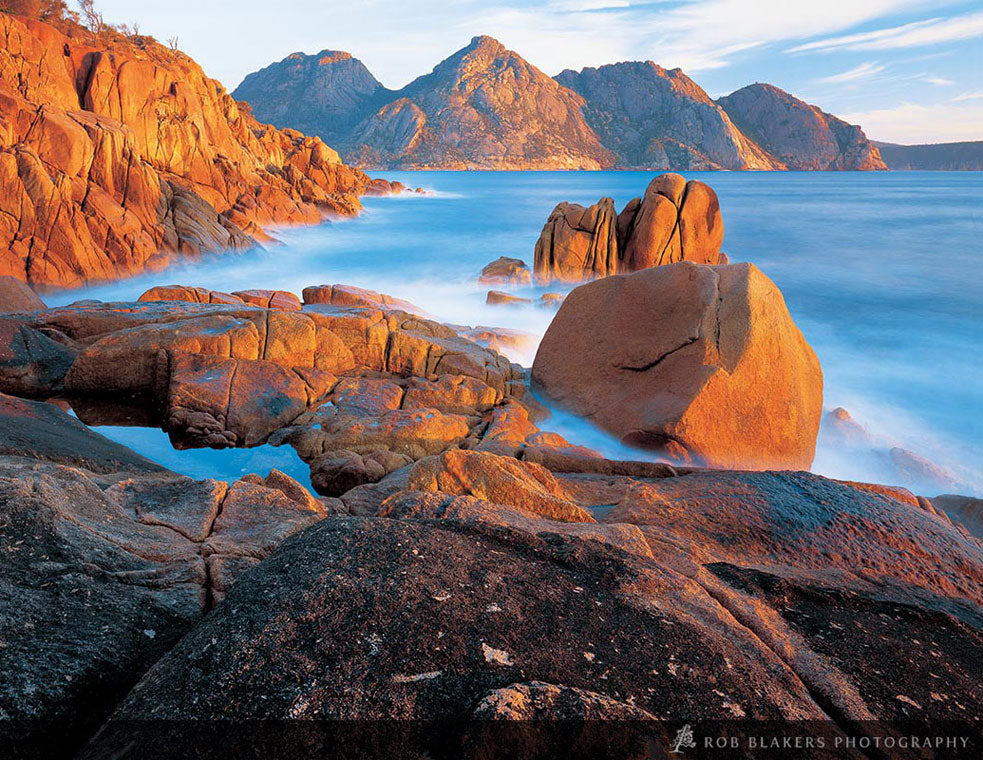 TO2 :: View to The Hazards, Freycinet NP
