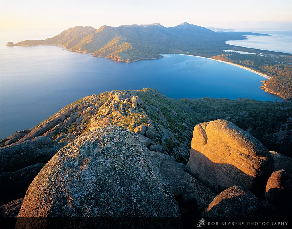 TO9 :: Wineglass Bay, Freycinet NP