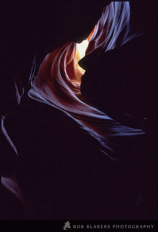 US10 :: Slot canyon 4, Arizona