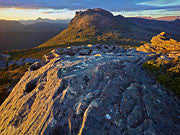 Cradle Mountain - Lake St Clair NP
