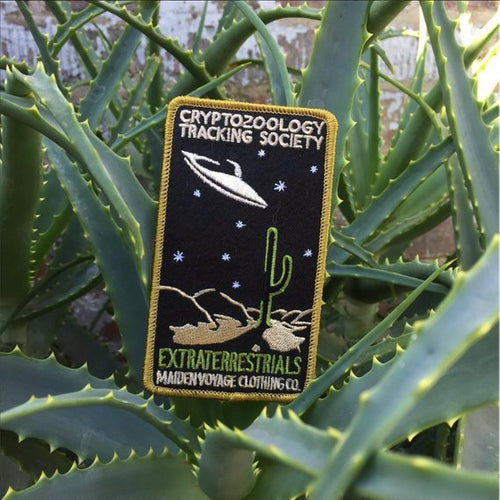 Extraterrestrials Patch