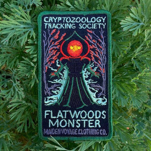Flatwoods Monster Patch