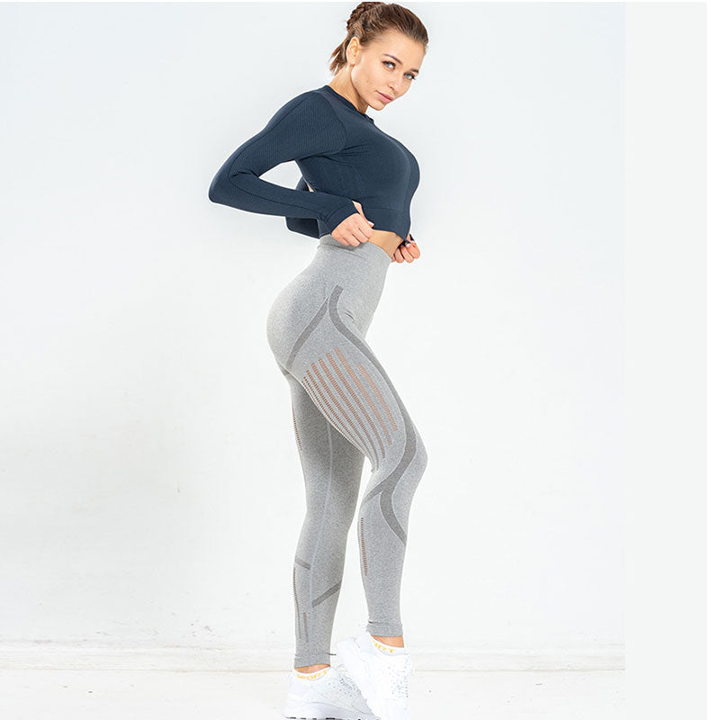 Hollow Times Leggings