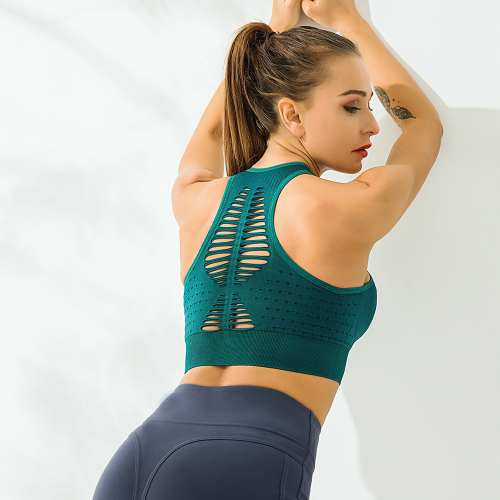 Eye On The Prize Sports Bra
