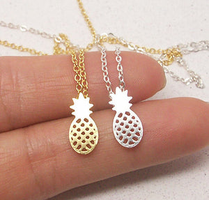 New Pineapple Choker Necklace
