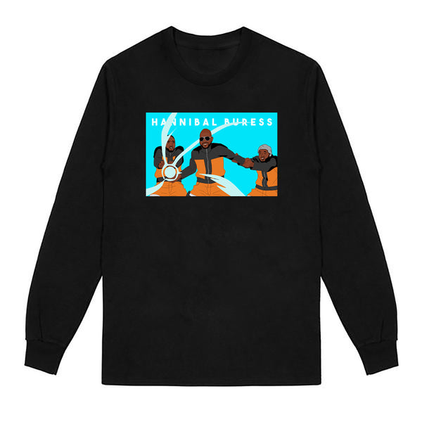 THE HANNIBAL SHIPPUDEN LONGSLEEVE