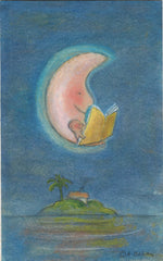Il est l'heure de dormir  -   Bedtime story with the moon