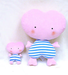 Plush Sweetheart 2 sizes