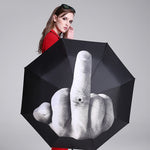 Middle Finger Umbrella - Festival Professional
