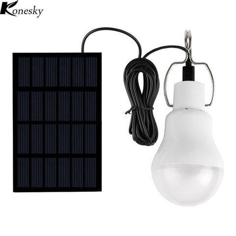 Solar Power LED Light - Festival Professional