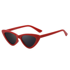 Retro Cat Eye Sunglasses - Festival Professional