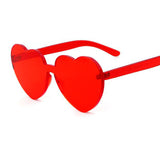 Heart Sunglasses - Festival Professional