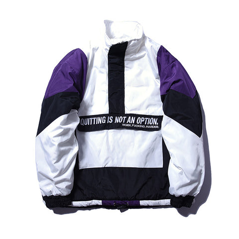Quitting Is Not An Option Jacket - Festival Professional